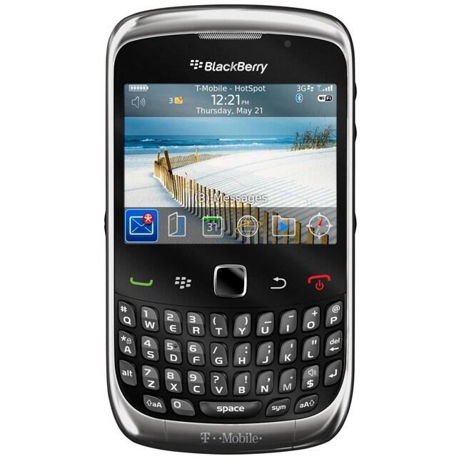 BlackBerry Curve 3G 9300 Unlocked Graphite Grey GSM Cell Phone