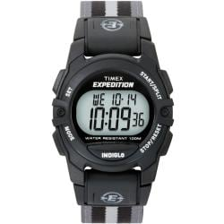 Timex Unisex T49661 Expedition Classic Digital CAT Fast Wrap Velcro Strap Watch