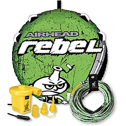 Airhead Rebel 54-inch Deck Tube Towable Kit