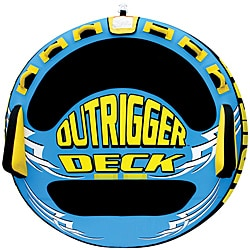Airhead Outrigger 3-rider Towable