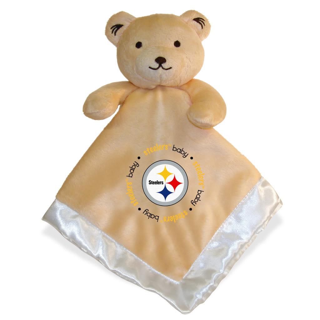 Baby Fanatic Pittsburgh Steelers Snuggle Bear