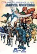 Official Index to the Marvel Universe A to Z 1 (Paperback)