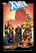 X-Men by Chris Claremont and Jim Lee Omnibus Vol. 1 (Hardcover)