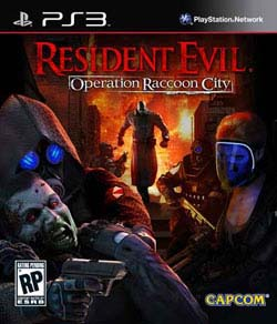 PS3 - Resident Evil: Operation Raccoon City - By Capcom