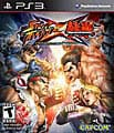 PS3 - Street Fighter X Tekken - By Capcom