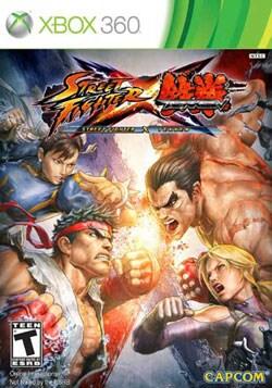 Xbox 360 - Street Fighter X Tekken - By Capcom