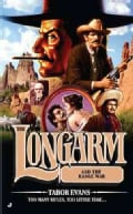 Longarm and the Range War (Paperback)