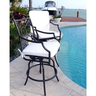 Wicker Patio 4 Piece Conversation Set 14130082