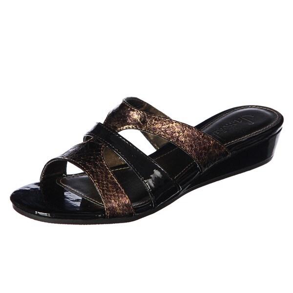 Sam & Libby Women's 'Bestwishes' Slip-on Sandals