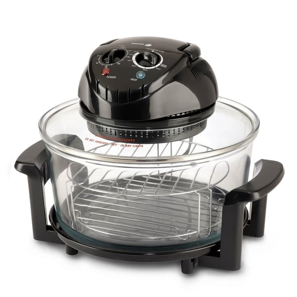 Fagor Black 12-quart Halogen Tabletop Oven