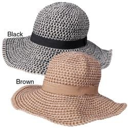 Adi Designs Women's 4-inch Brim Sun Hat