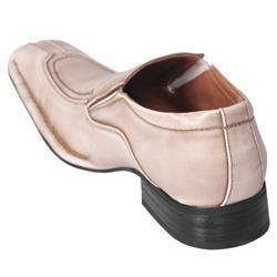 Boston Traveler Men's PU Leather Slip-on Loafers
