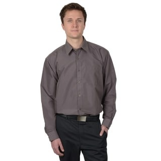 Boston Traveler Men's Basic Dress Shirt