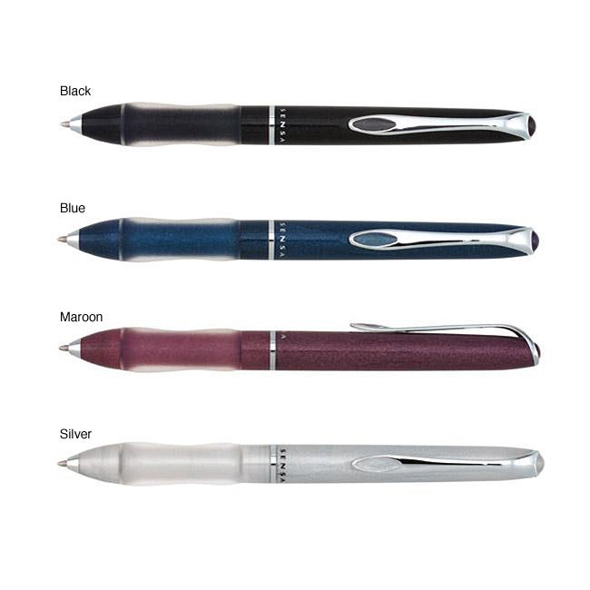 Sensa Cloud 9 Ballpoint Pens (Pack of 10)