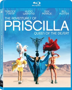 The Adventure of Priscilla Queen of the Desert (Blu-ray Disc)