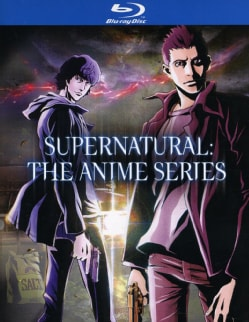 Supernatural: The Anime Series (Blu-ray Disc)