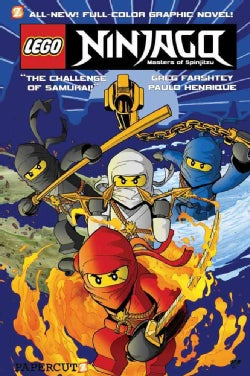 Ninjago 1: The Challenge of Samukai (Paperback)