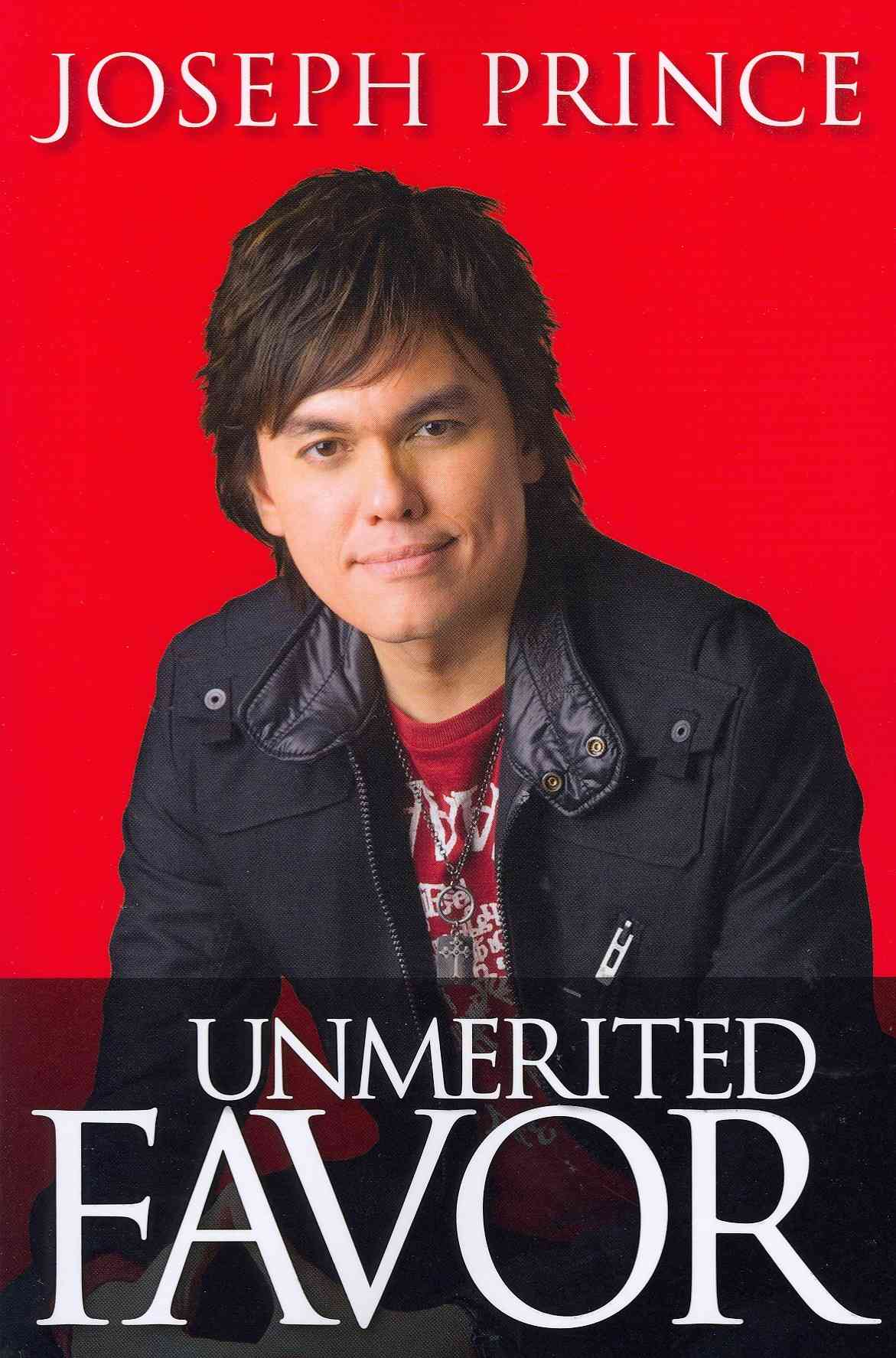 Unmerited Favor: Your Supernatural Advantage for a Successful Life (Paperback)