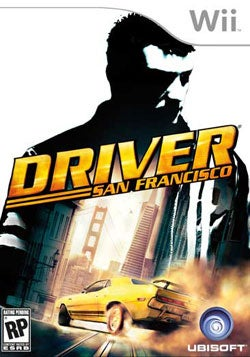 Wii - Driver: San Francisco - By Ubisoft