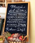 Menu Del Dia: More Than 100 Classic, Authentic Recipes from Across Spain (Paperback)