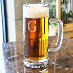 Custom Engraved Frankfurt Tallboy Beer Mug