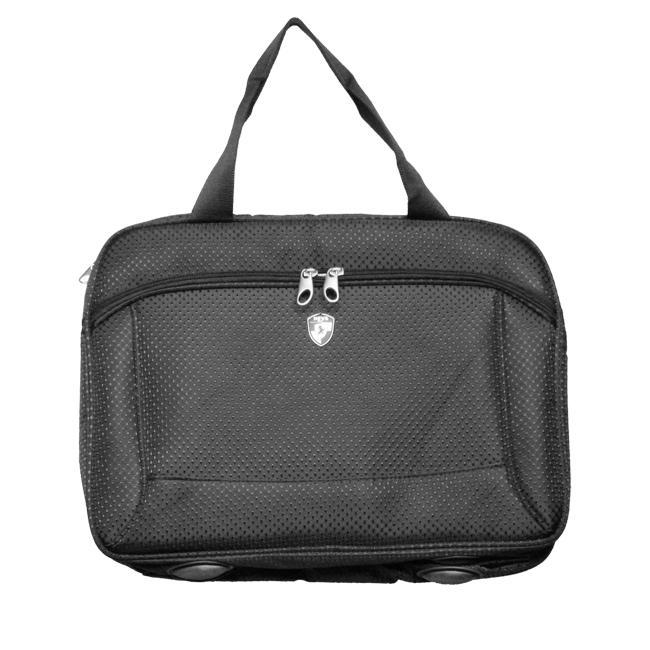 Heys Black 420D Polyester Flight Bag Pro