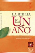La Biblia en un Ano / The One Year Bible: Nueva Traduccion Viviente / New Living Translation, Dividida en 365 Lec... (Paperback)