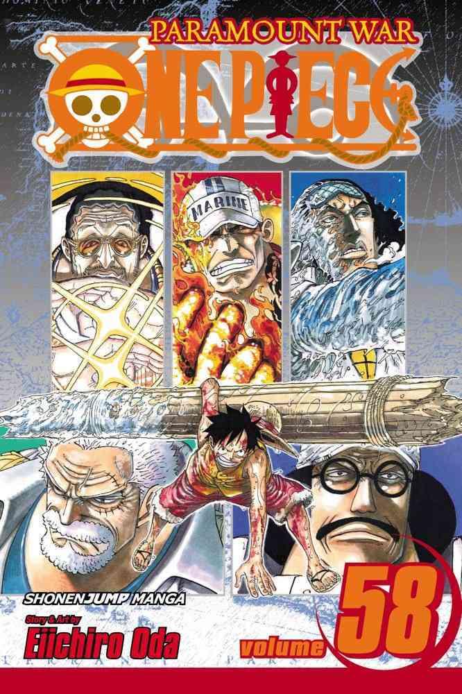 One Piece 58: Paramount War Part 2 (Paperback)