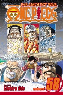 One Piece 58: Paramount War Part 2 (Paperback)