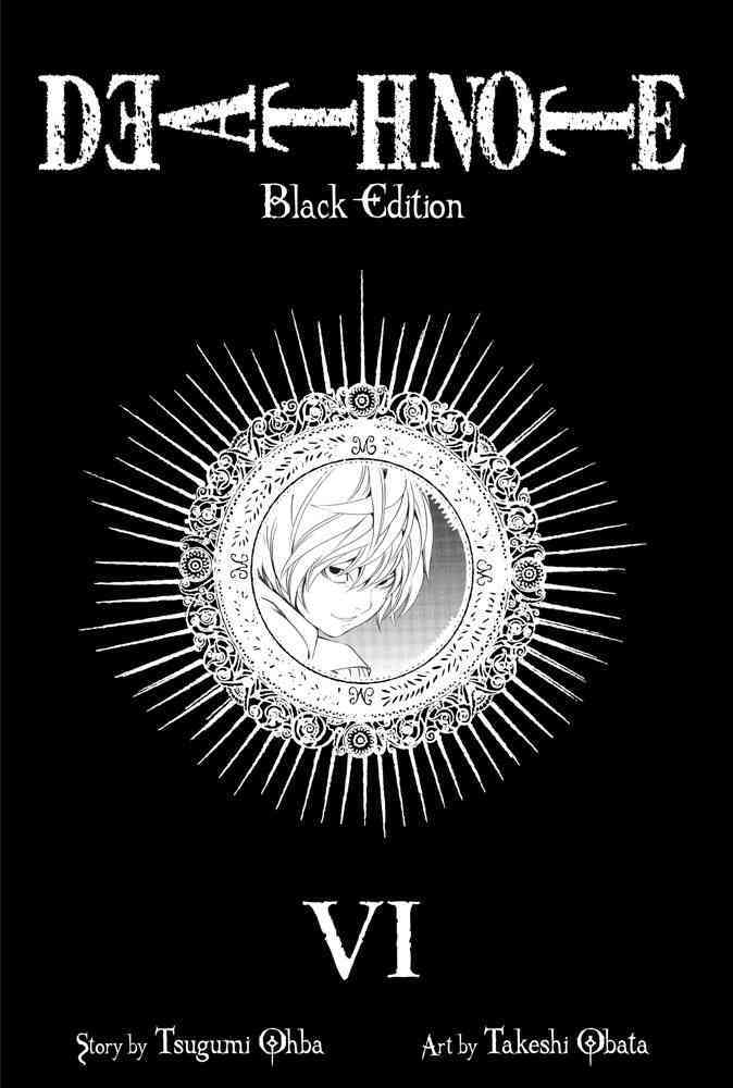 Death Note Black Edition 6 (Paperback)