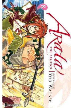 Arata: The Legend 8 (Paperback)