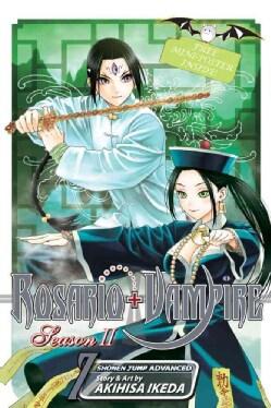 Rosario + Vampire 7: Season II (Paperback)
