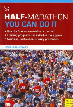 Half-Marathon: You Can Do It (Paperback)