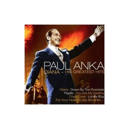 PAUL ANKA - DIANA-HIS GREATEST HITS
