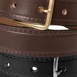 Daxx Unlimited Boy's Leather Belt