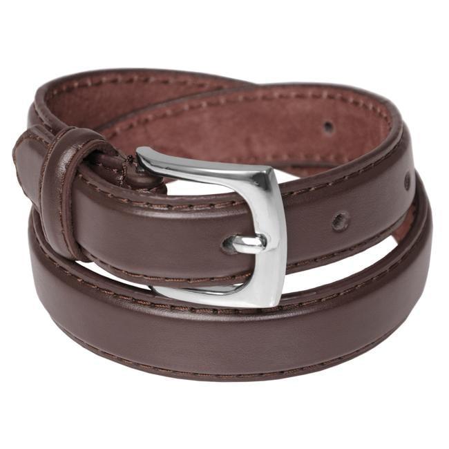 Daxx Unlimited Boy's Genuine Leather Belt