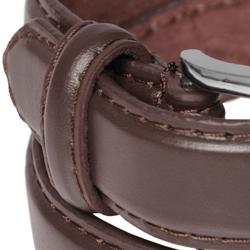 Daxx Unlimited Boy's Genuine Leather Belt