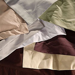 Egyptian Cotton 1200 Thread Count Sateen 3-piece Duvet Set
