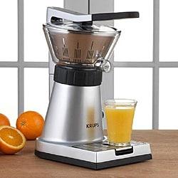 Krups ZX7000 Electric Citrus Juicer