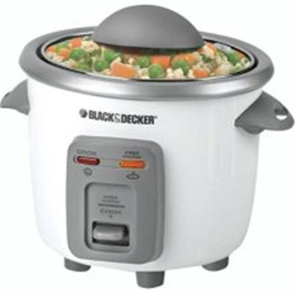 Black & Decker 3-cup Rice Cooker