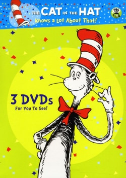 The Cat in the Hat Knows a Lot About That! 3pk: Wings and Things/Up and Away/Tales About Tails (DVD)