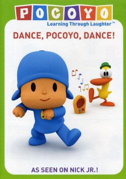 Pocoyo: Dance Pocoyo Dance! (DVD)