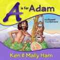 A Is for Adam: The Gospel from Genesis (Spiral bound)