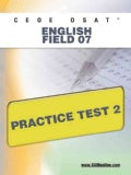 Ceoe Osat English Field 07 Practice Test 2 (Paperback)
