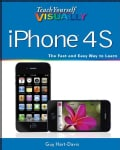 Teach Yourself Visually iPhone 4S (Paperback)