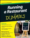 Running a Restaurant for Dummies (Paperback)