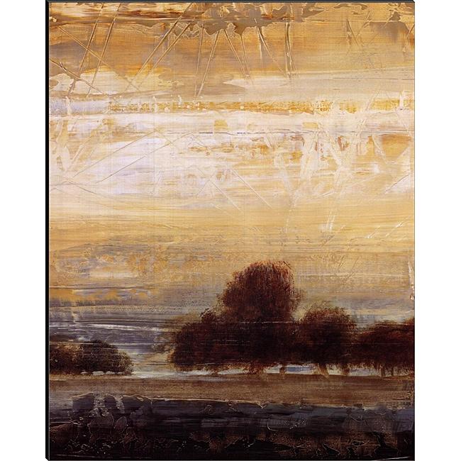 Simon Addyman 'Restoration II' Canvas Art