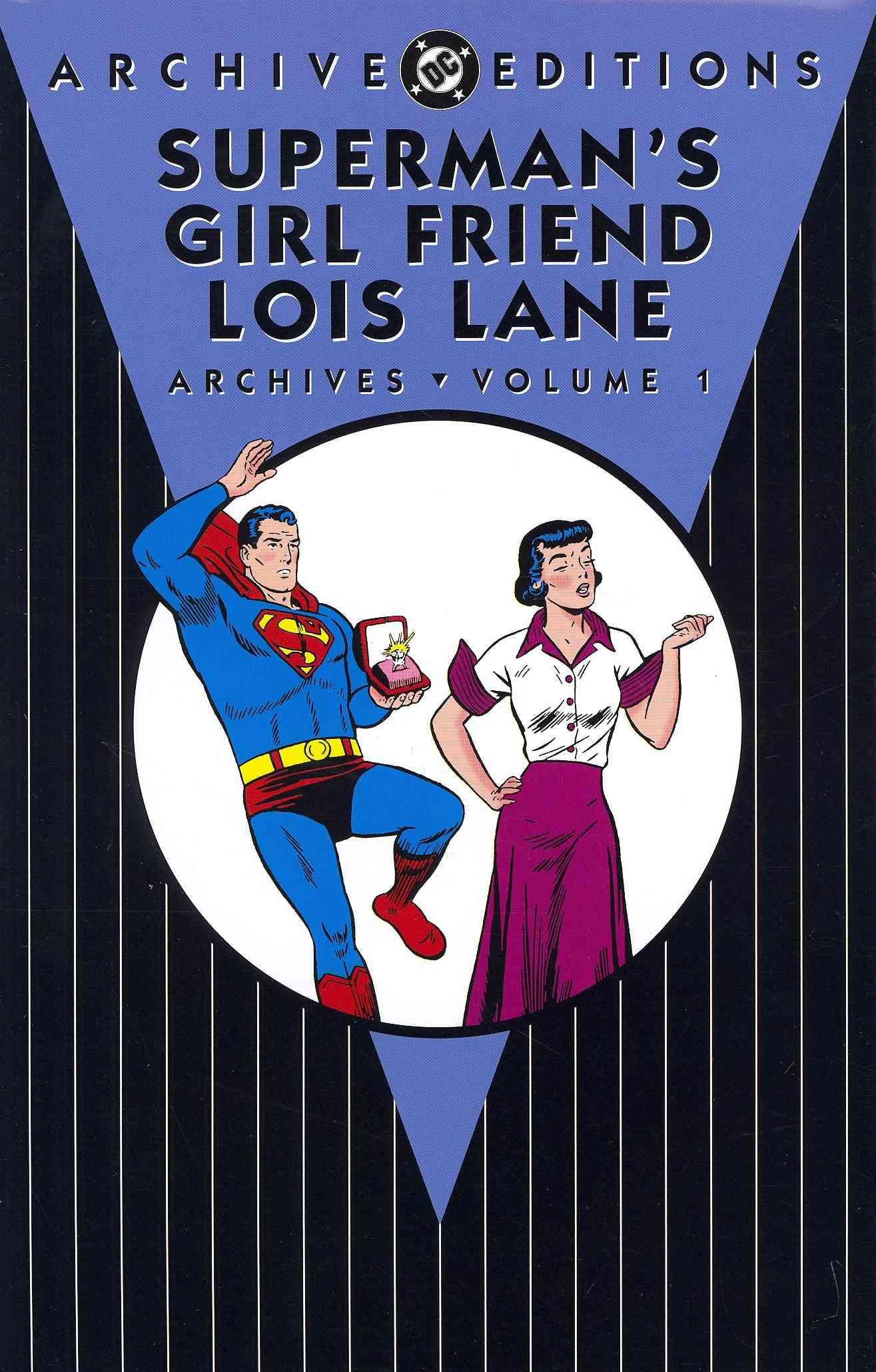 Superman's Girl Friend Lois Lane Archives 1 (Hardcover)