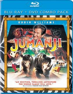 Jumanji (Blu-ray/DVD)