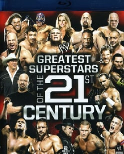 Greatest Superstars Of The 21st Century (Blu-ray Disc)